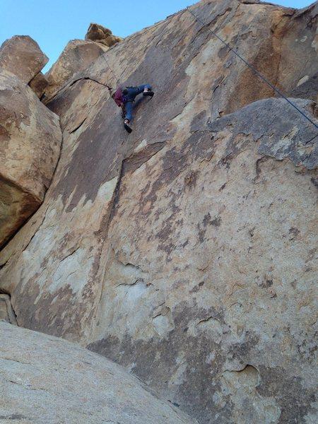 Rock Climbing Photo: rad