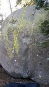 Rock Climbing Photo: Harder than it looks!