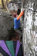 Rock Climbing Photo: Great traverse!