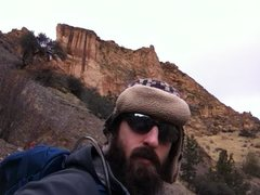 Rock Climbing Photo: Leslies gulch