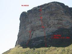 Rock Climbing Photo: P do Portela
