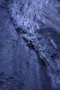 Rock Climbing Photo: bluestone