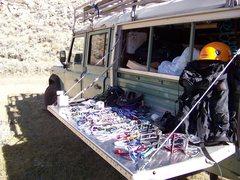 Rock Climbing Photo: Climbingmobile