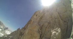 Rock Climbing Photo: Mt. Whiteny
