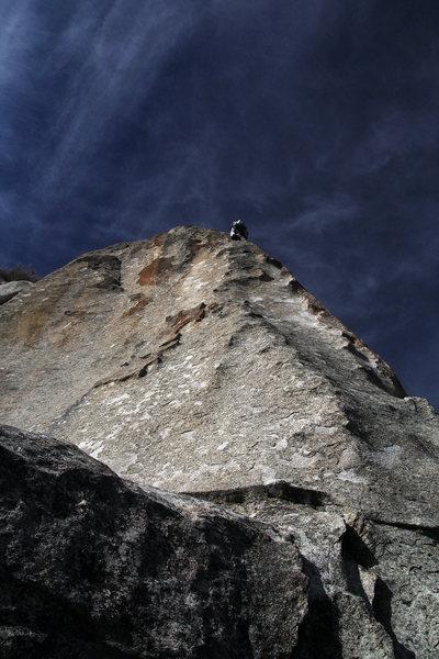 Beautiful climb.