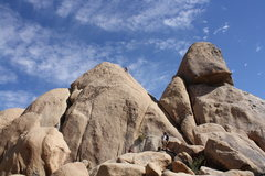 Rock Climbing Photo: Fresh Combination 5.6