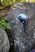 Rock Climbing Photo: Hope you like mantles!
