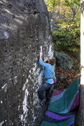 Rock Climbing Photo: good small crimps