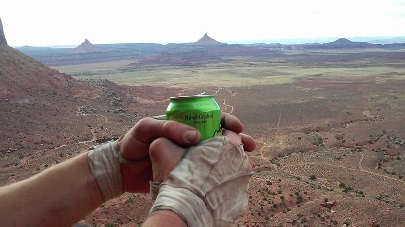 Rock Climbing Photo: love