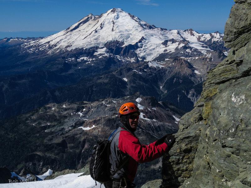 Shuksan Climb WA
