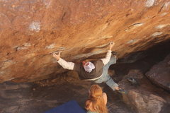 Rock Climbing Photo: Hueco Tanks in February.