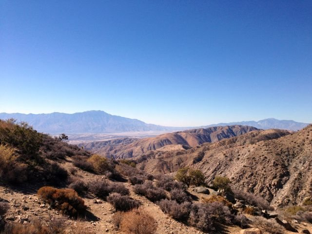 Key's View, Joshua Tree NP
