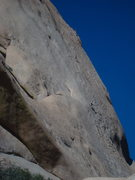Rock Climbing Photo: crowded Backcountryclimb