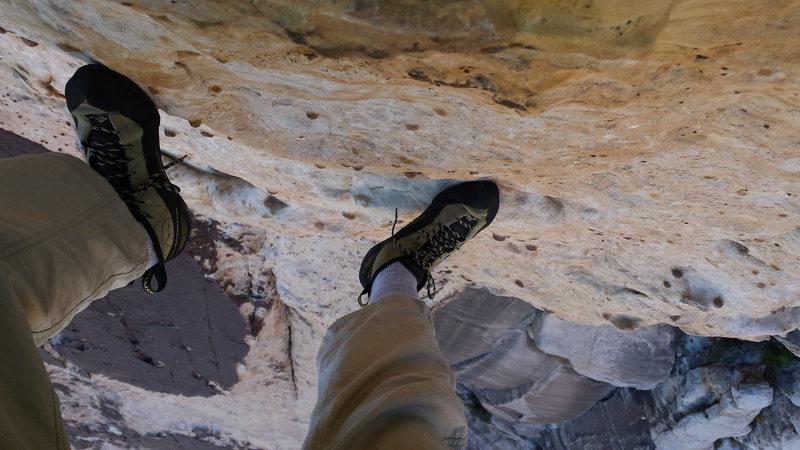 Red Rocks trip- November 2014. With Mike C, Doug D, john and Di D.