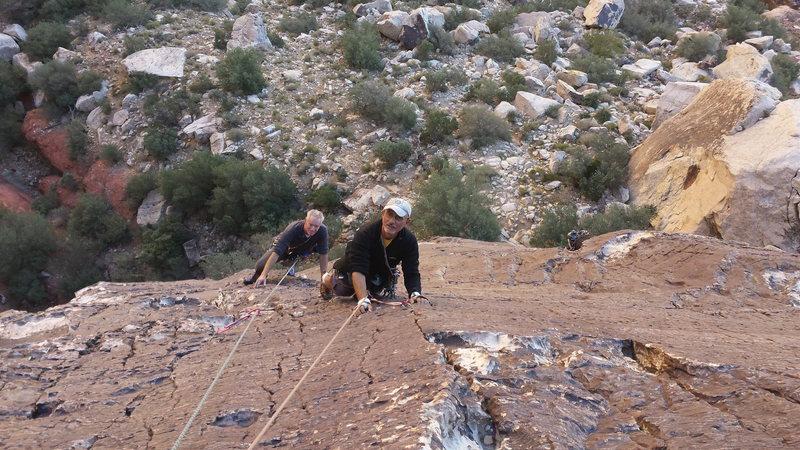 Red Rocks trip- November 2014. With Mike C, Doug D, john and Di D. Black Magic