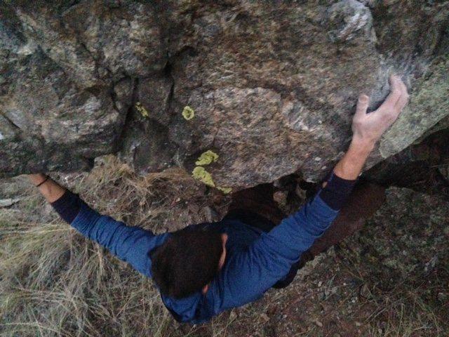 Rock Climbing Photo: SDS v4