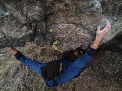 Rock Climbing Photo: SDS v4