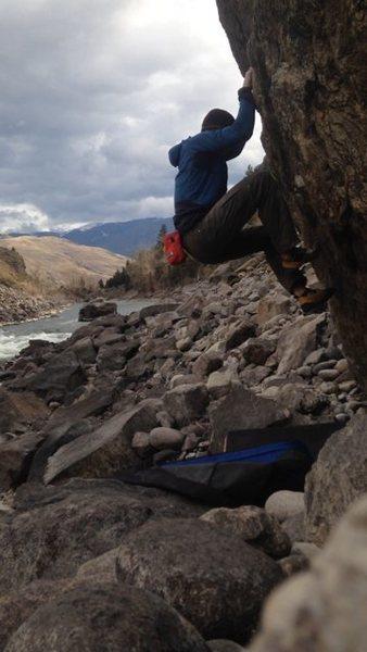 River Boulder v2