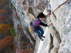 Rock Climbing Photo: P3, CCK, Gunks.