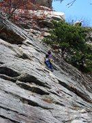 Rock Climbing Photo: P1, CCK, Gunks