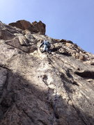 Rock Climbing Photo: Recovering.