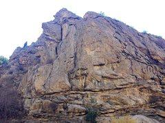 Rock Climbing Photo: The Play Pen.