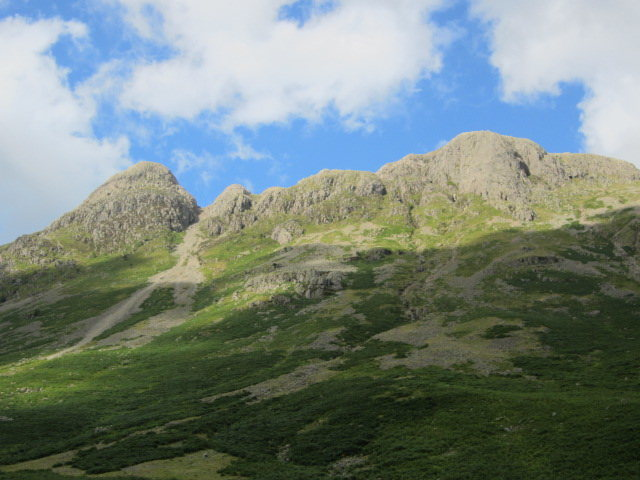 The Pikes .. Langdale Valley