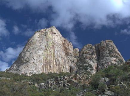 Rock Climbing Photo: Leviathan Dome