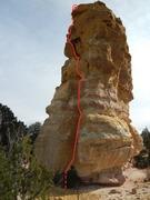 Rock Climbing Photo: Breakfast of Mutton Topo