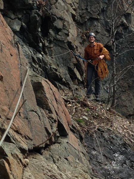 Rock Climbing Photo: Birdsboro again