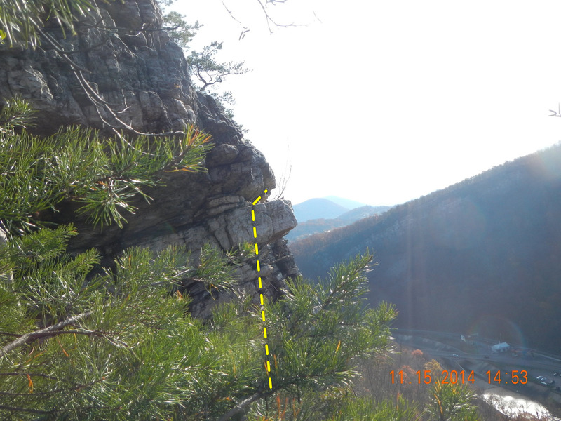 The crux of Little Jimmie's Arete taken from Sisters' rap station.