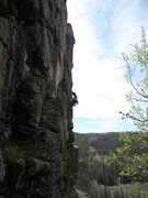 Rock Climbing Photo: Seedhouse Crag.