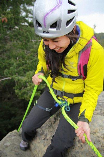 Rock Climbing Photo: Castle Rock State Park