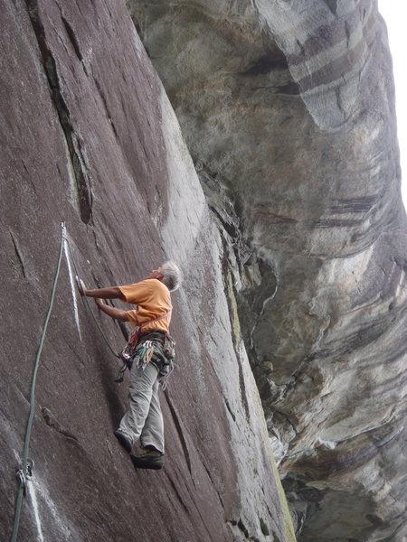 Rock Climbing Photo: RONA