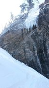 Rock Climbing Photo: Mixed Feelings isn't quite ready 11/16.