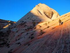 Rock Climbing Photo: Aries Butte