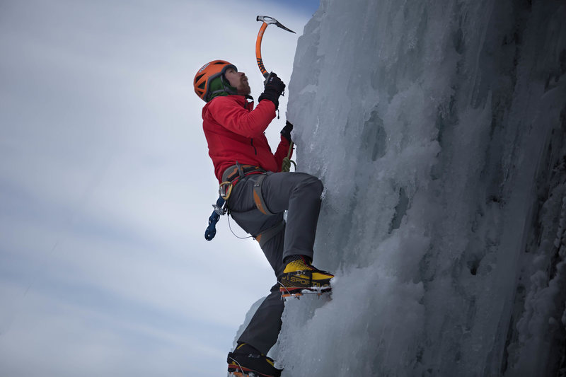 Rock Climbing Photo: Killer pillar?