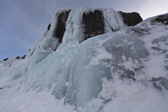 Rock Climbing Photo: 11/18/14.
