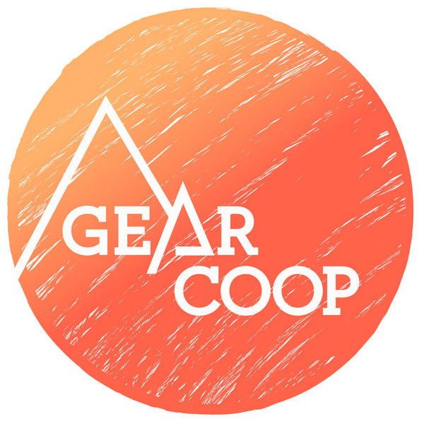 Rock Climbing Photo: Gear Coop logo