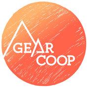 Rock Climbing Photo: Gear Coop logo