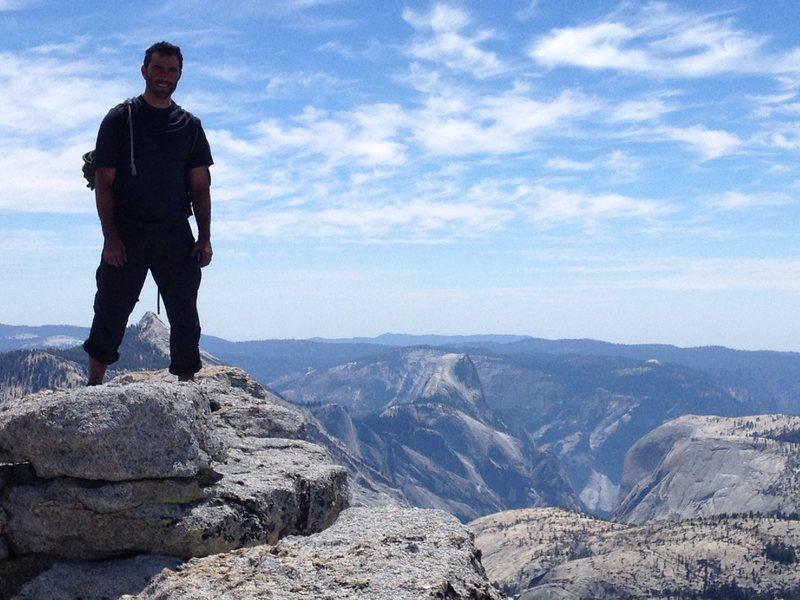 Rock Climbing Photo: tuolemne