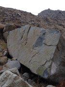 Rock Climbing Photo: saphire slab V3