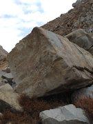 Rock Climbing Photo: Ryut slab V2