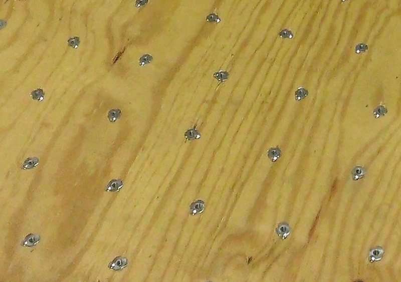 t nuts with set screws