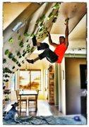 Rock Climbing Photo: Urban Climber photo shoot that never got  publishe...