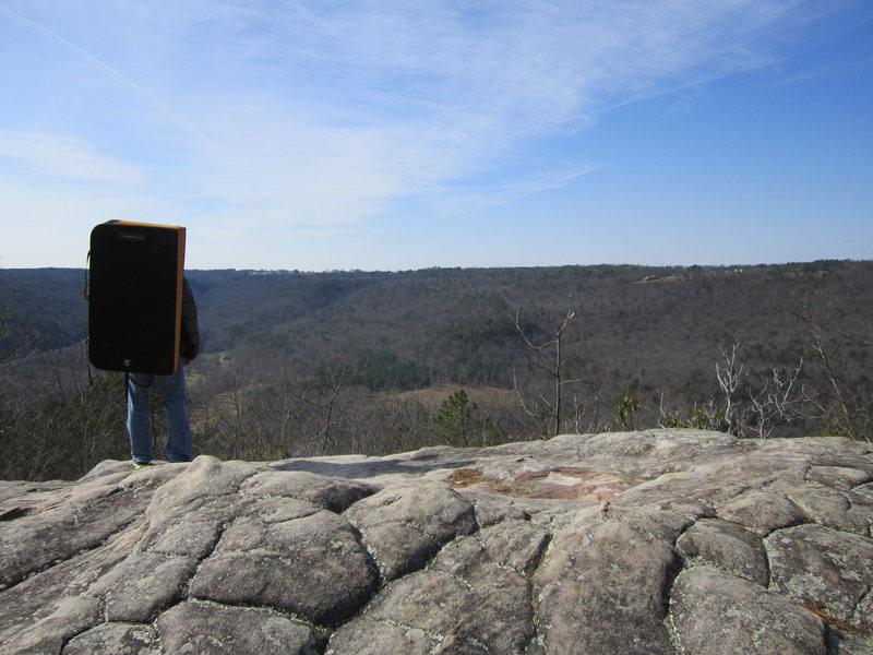 Rock Climbing Photo: Horse Pens 40