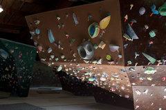 Rock Climbing Photo: The Roof!
