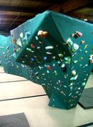 Rock Climbing Photo: Green Prow.