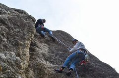 Rock Climbing Photo: Dirty Ernie