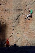 Rock Climbing Photo: Subterranean Tango